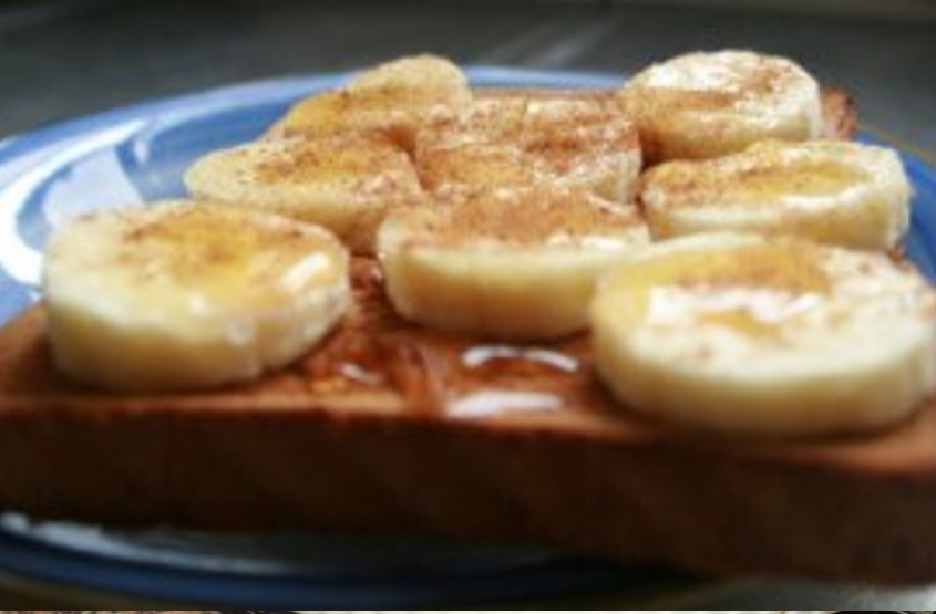 Banana Grain Toast